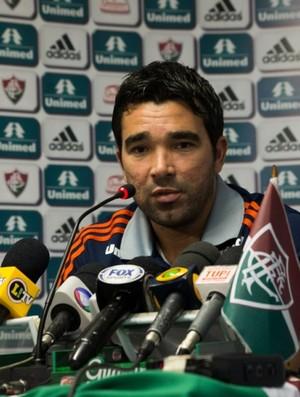 deco fluminense (Foto: Bruno Haddad / FluminenseFC)