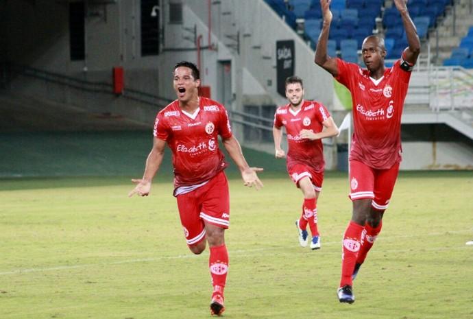 América-RN - Daniel Morais - Paulão (Foto: Fabiano de Oliveira/GloboEsporte.com)