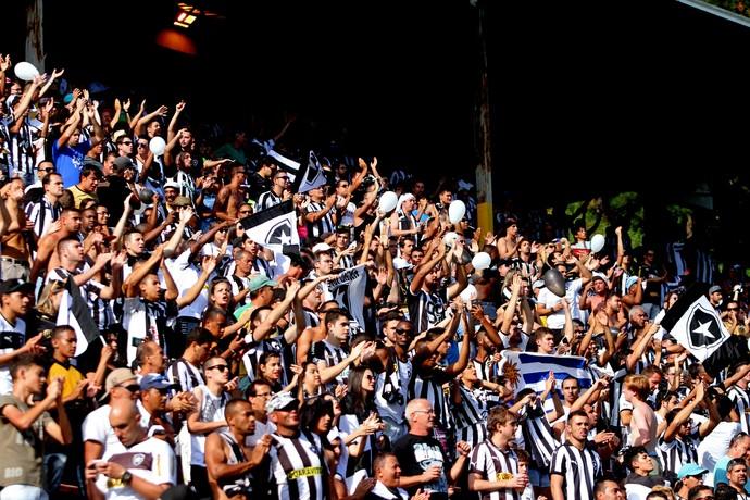 Resultado de imagem para Botafogo torcida na Arena Botafogo