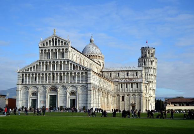 Universidade de Pisa, na Itália (Foto: Wikimedia Commons/Wikipedia)