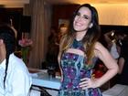 Wanessa, Luciana Gimenez e mais vão a festa em São Paulo