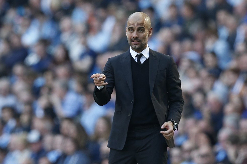 Guardiola fica na ponta de ranking do L'Équipe (Foto: Reuters)