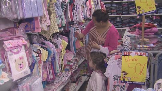 Comerciantes comemoram melhora nas compras após liberação do FGTS