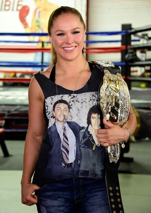 Ronda Rousey UFC (Foto: Getty Images)