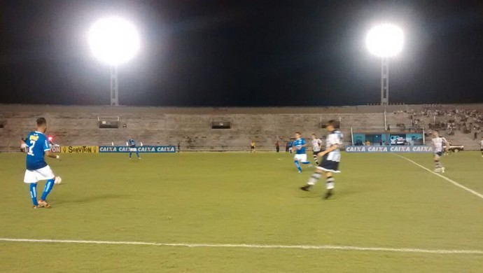 Botafogo-PB, Confiança, Série C (Foto: Amauri Aquino / GloboEsporte.com)