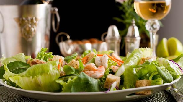Chefe House salada delivery (Foto: divulgação)