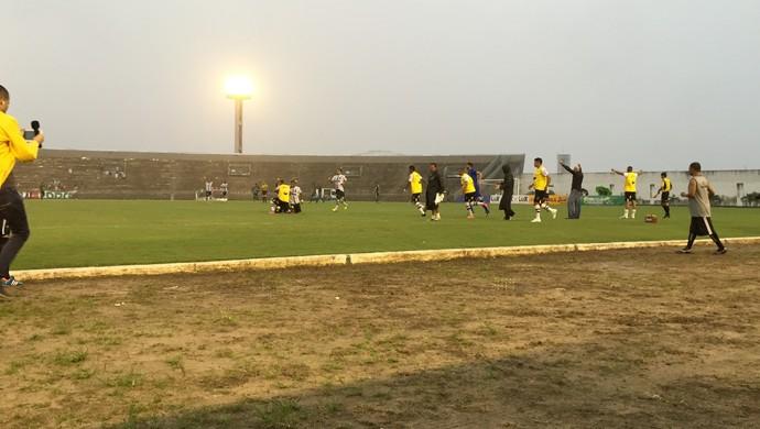 Botafogo-PB, Sousa, Almeidão, Campeonato Paraibano (Foto: Lucas Barros / GloboEsporte.com/pb)