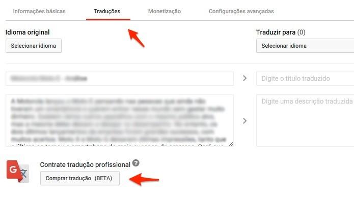 YouTube-Comprar-Traducoes