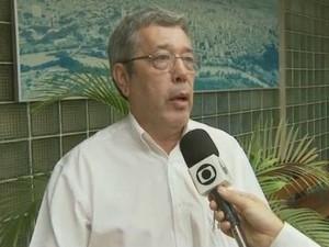 José Antônio de Godoy, secretário de Governo de Piracicaba (Foto: Reprodução/EPTV)