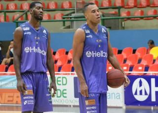 Wagner treino Mogi basquete (Foto: Bruno Rocha)