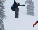 Snowboard: Isabel Clark avança às quartas com o 8º tempo em Feldberg