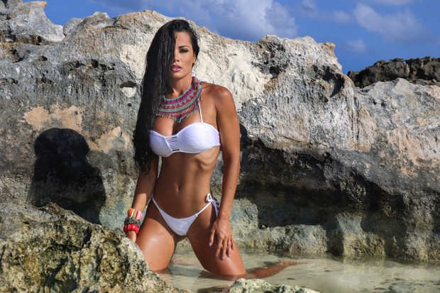 Fernanda D'Avila (Foto: Rogério Tonello / MF Press Global)