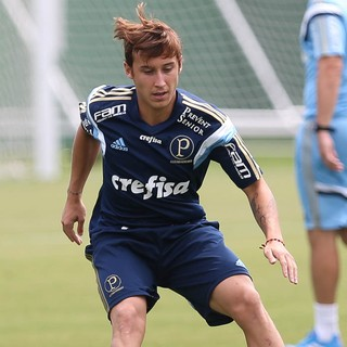Arancibia Palmeiras (Foto: Cesar Greco/Ag Palmeiras/Divulgação)
