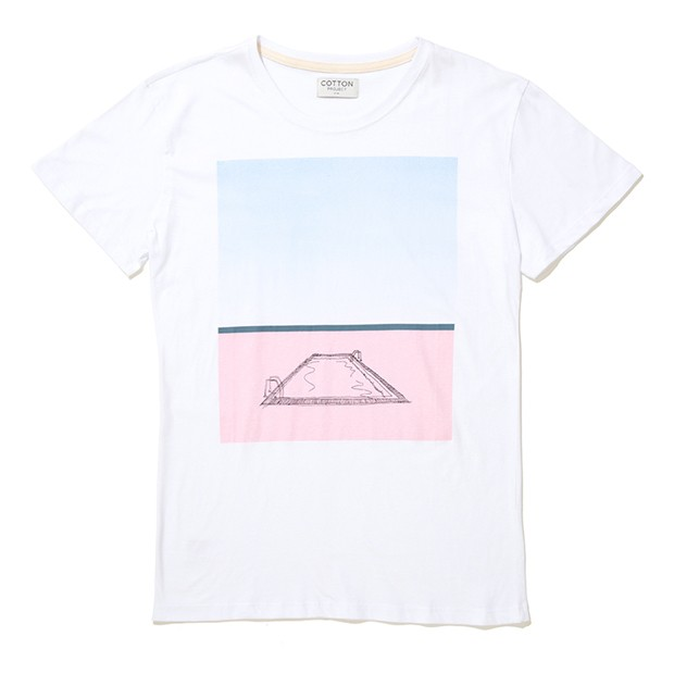 Camiseta Cotton Project (R$ 99) (Foto: Divulgação)