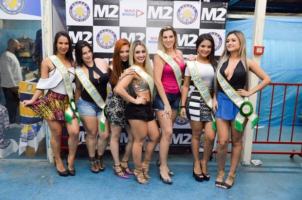 Vencedora do Musa do Brasil desfilará como musa no carnaval de SP (Foto: Adilson Marques / M2 Divulgação)