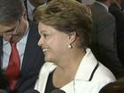 'Que crise no Ministério do Trabalho?', diz Dilma sobre denúncias