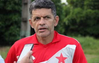 Cavalo vê melhora do Rio Branco-AC em jogo-treino e quer testar Testinha