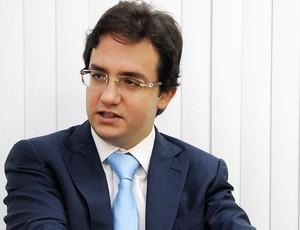 Caio Rocha Presidente do Tribunal de Disciplina da CONMENBOL (Foto: Alexandre Durão / Globoesporte.com)