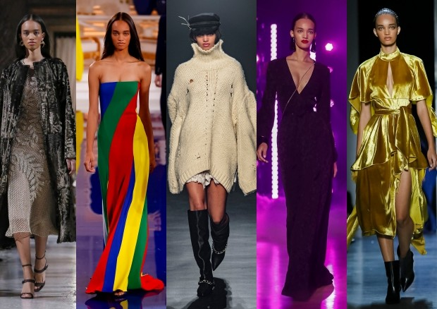 Highlights da NYFW: dia 5 (Foto: NowFashion e ImaxTree)