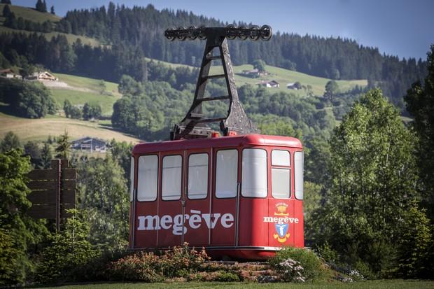 Four Seasons Hotel Megève  (Foto: reprodução )