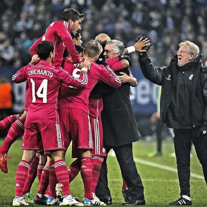 Carlo Ancelotti Real Madrid (Foto: Reprodução/Instagram)
