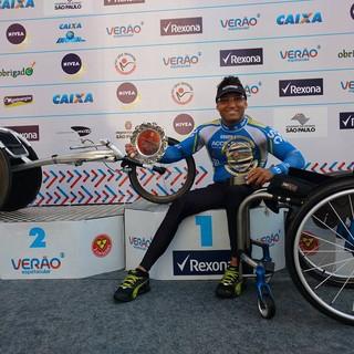 Heitor Mariano, tricampeão da São Silvestre (Foto: Reprodução / Facebook)