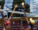 Brasil estreia no Grand Slam do Japão com quatro vitórias em cinco partidas