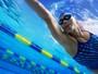 Ombro e lombar são as regiões mais atingidas por lesões entre nadadores