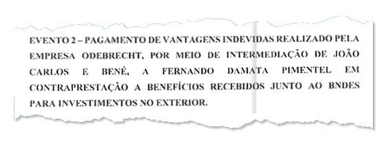 PAGAMENTOS - PF suspeita que houve propina em troca de contrato no BNDES (Foto: Reprodução)