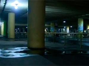 Usuários reclamam da Estação da Lapa; secretário diz que fará reforma (Foto: Reprodução/ TV Bahia)