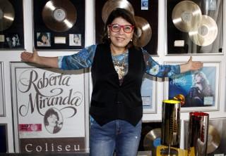 Roberta Miranda  (Foto: Celso Tavares/EGO)