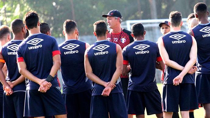 joinville jec apresentação apresenta treino (Foto: João Lucas Cardoso / JEC)