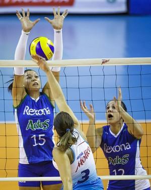 Rio de Janeiro X Osasco - final sul-americano (Foto: Marcio Rodrigues/MPIX)
