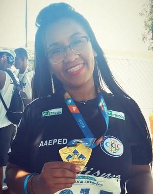 Delegação do AP traz 26 medalhas do Circuito Caixa de Atletismo, em Recife (Foto: Divulgação/AAEPED)