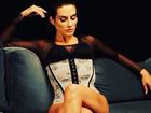 Cleo Pires posa de lingerie sexy e fãs se derretem: 'Verdadeira diva'