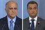 Bahia: Paulo Souto tem 46 %; Rui, 46%, e Lídice 5%, diz Ibope (Reprodução/TV Bahia)