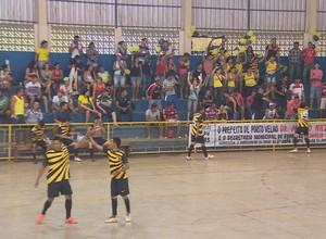 Copa Porto Velho de Futsal (Foto: Reprodução/TV Rondônia)