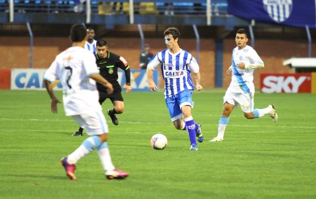 Diego Jardel Avaí Ressacada Paysandu (Foto: Jamira Furlani/Avaí FC)