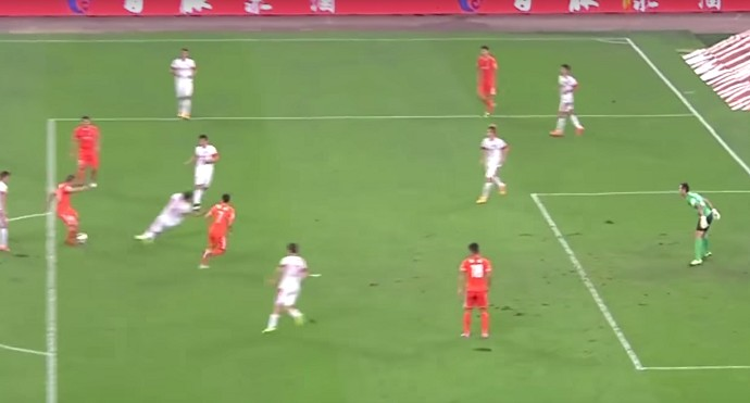 BLOG: Ex-cruzeirenses roubam a cena com gols bonitos na rodada do Campeonato Chinês