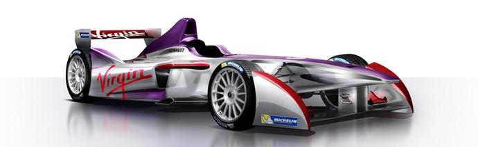 Virgin fará parte da Fórmula E (Foto: Divulgação)