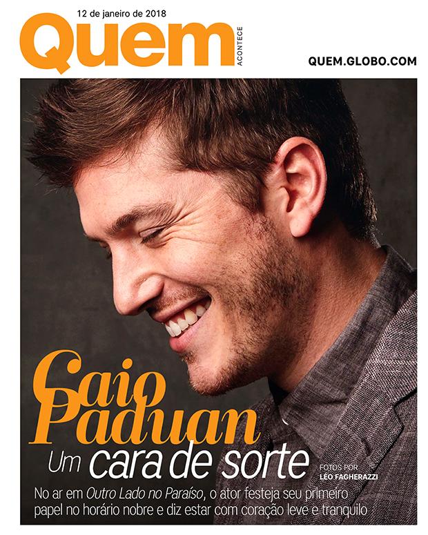 Caio Paduan (Foto:  )