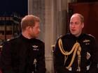 Fantástico confere o que os noivos e convidados falaram no casamento real