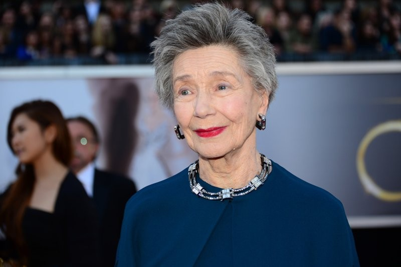 Emmanuelle Riva no Oscar 2013 (Foto: Getty Images)