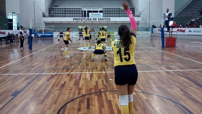 Objetivo Santos (Foto: Antonio Marcos)