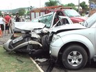 Acidente entre dois veículos em Pará de Minas deixa feridos
