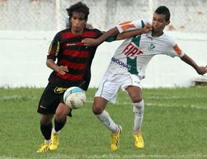 Sport x América-MG - Copa Rio Sub-17 (Foto: Tiago Ferreira/Divulgação)