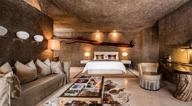 Hotel da lua de mel de Marina e Xande (Foto: Reprodução)