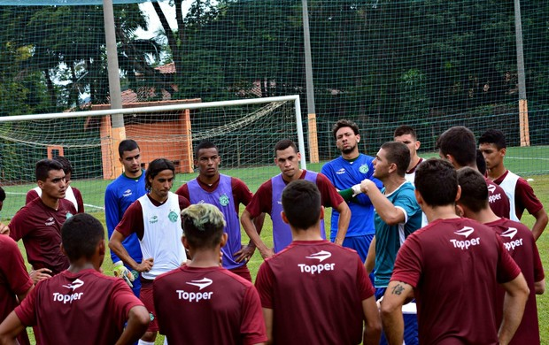 Guarani treino Valinhos
