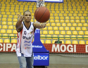 Jefferson Campos Mogi das Cruzes (Foto: Thiago Fidelix)