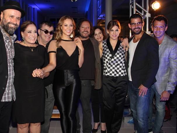 walcyr elenco amor à vida (Foto: Foto: Nathalia Fernades/ TV Globo)